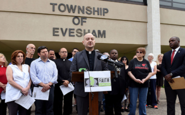 Faith Leaders Denounce White Supremacist Threats