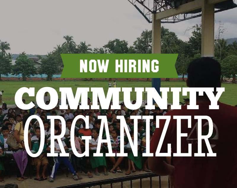 Job Opening – South Jersey Community Organizer